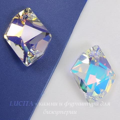 6680 Подвеска Сваровски Cosmic Crystal AB (20 мм) ()