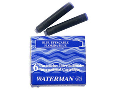 Картридж Waterman International короткий (синий)