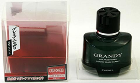 GRANDY BLACK (1381) освежитель воздуха