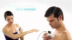 Лазерный+фотоэпилятор HoMedics Me Plus Elos