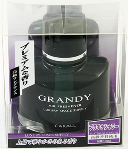 GRANDY BLACK (1383) освежитель воздуха