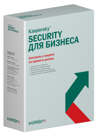 Kaspersky Security для Бизнеса