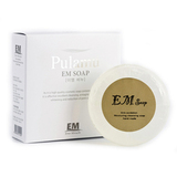 Увлажняющее, антиоксидантное, прозрачное мыло ручной работы, Pulamu