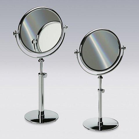 Элитное зеркало косметическое 99231CR 7XOP Plain Crystal от Windisch