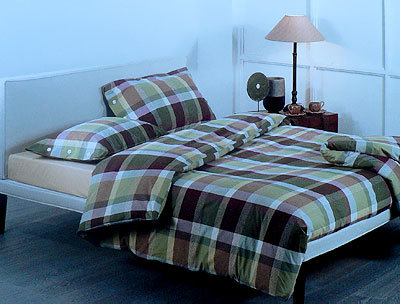 Постельное белье 2 спальное евро макси Caleffi Douglas
