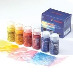 Краска акварельная (набор) 6 цветов по 20 мл (Stockmar)