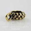 Бейл TierraCast 14х10х4 мм (цвет-античное золото) ()
