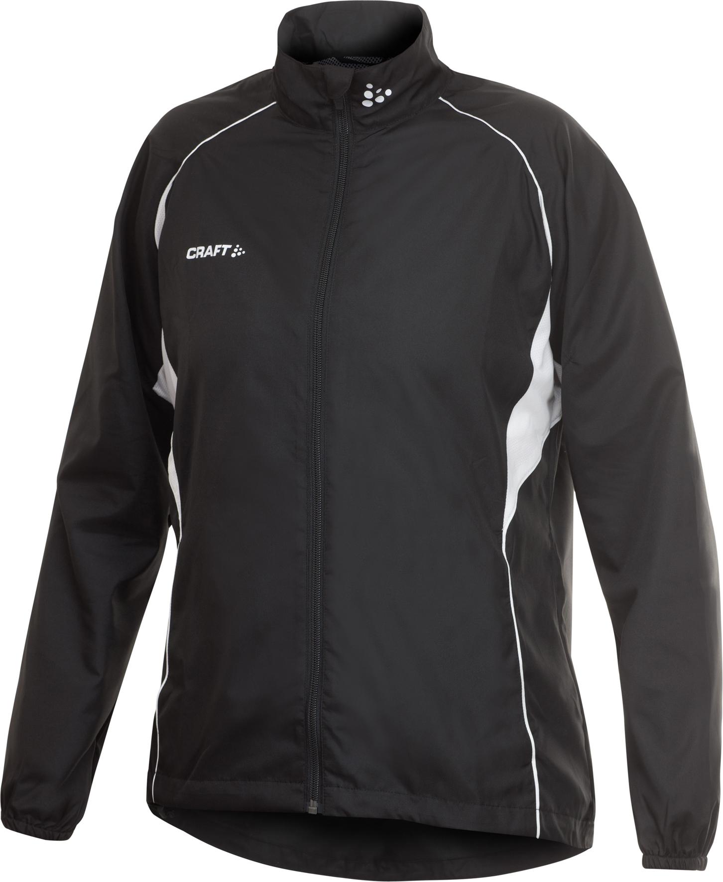 Женская куртка Craft Track and Field черная (1901249-2999)