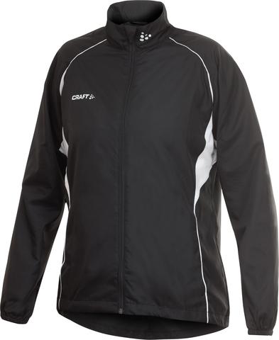 Куртка Craft Track and Field женская черная