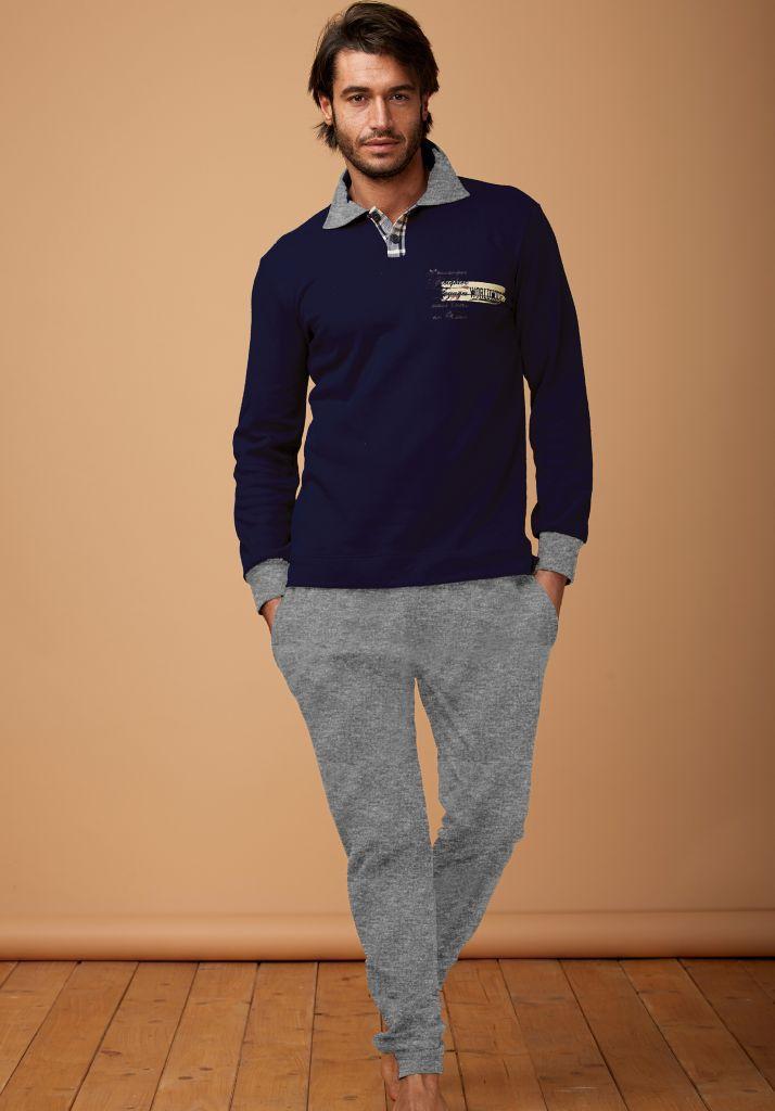 Комплект мужской домашней одежды Vilfram (Домашние костюмы и пижамы)