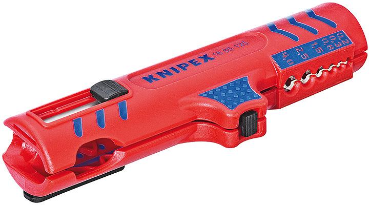 Универсальный инструмент для удаления оболочки кабеля Knipex KN-1685125SB