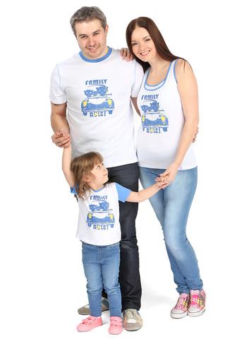 Майка МХ01 белая/Family для кормящих