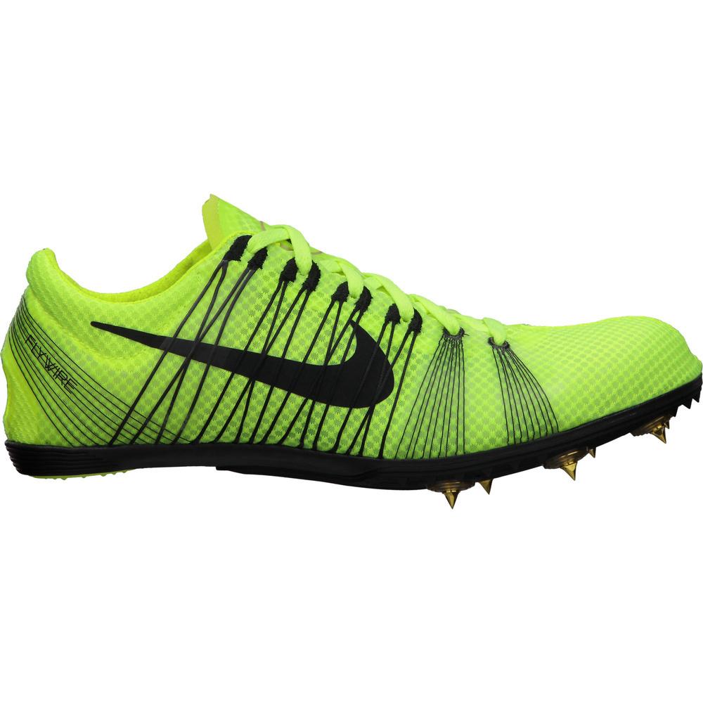 Nike Zoom Victory Шиповки для длинных дистанций желтые