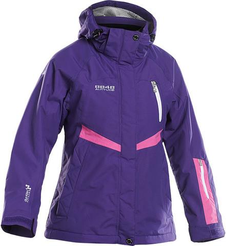 Куртка подростковая горнолыжная 8848 Altitude Eris Purple