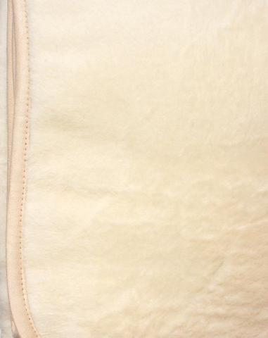Плед детский 100х140 Luxberry Бамбук 269 02 экрю