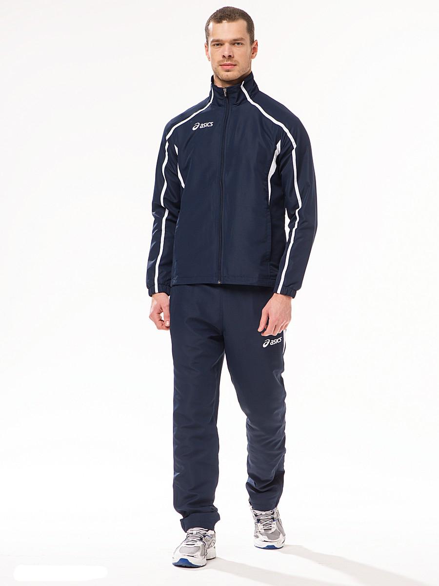 Костюм спортивный Asics Suit Event мужской темно-синий