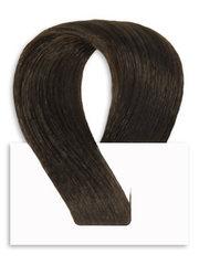 Набор long #2-цвет темный шоколад-60 см-Вес набора 140 грамм