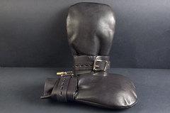 Бондажные рукавицы «КУЛЬТЯпка» для ролевых и БДСМ игр