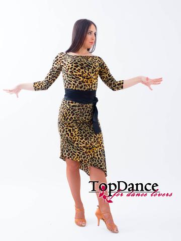 Платье для латины арт. 215