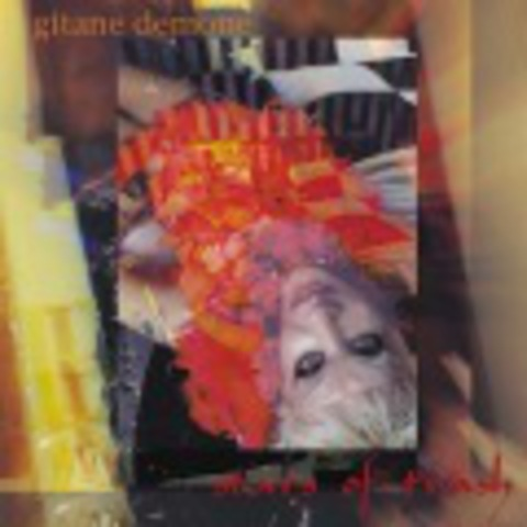 GITANE DEMONE (ex-CHRISTIAN DEATH)   STARS OF TRASH + 3 bonus tracks  2001