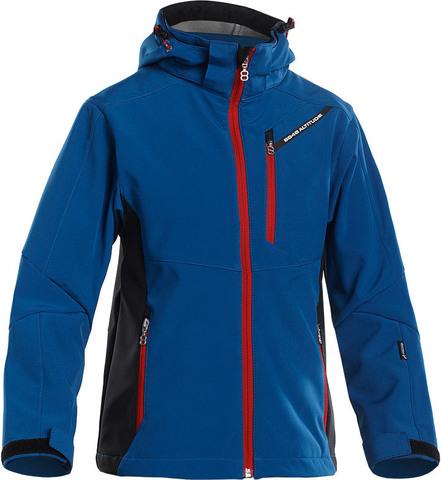 Куртка лыжная подростковая 8848 Altitude Apex JR Softshell Dust Blue