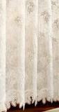 Штора - Органза с макраме (Прованс)