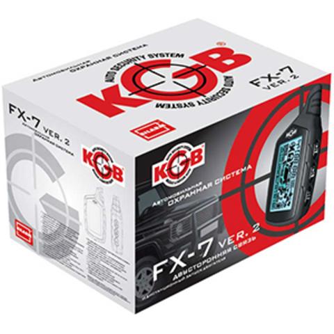 Автомобильная сигнализация KGB FX-7