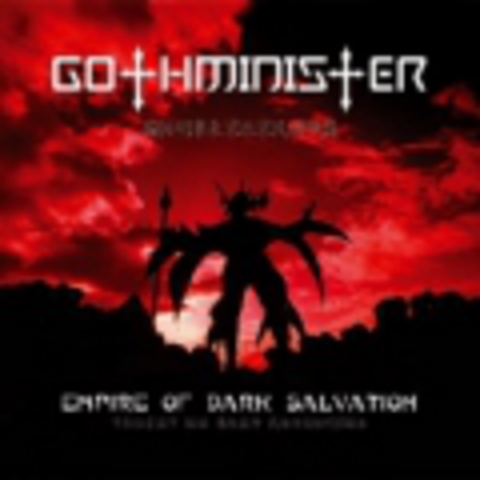 GOTHMINISTER   EMPIRE OF DARK SALVATION + video   2005