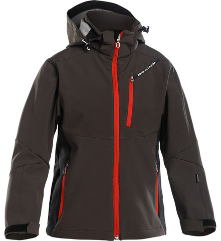 Куртка лыжная подростковая 8848 Altitude Apex JR Softshell Mud детская