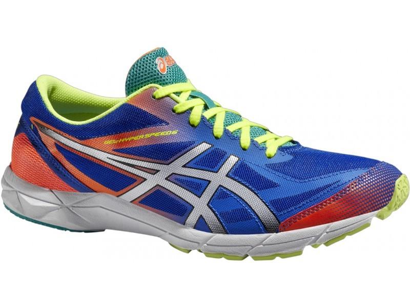 Asics Gel-Hyperspeed 6 кроссовки для бега мужские blue