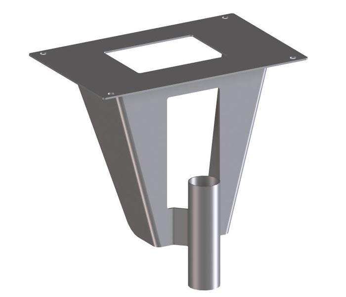 Комплект для потолочного монтажа EAA-D Festool 495890