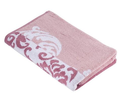 Полотенце 50x100 Vossen Vienna Ornament розовое
