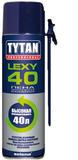 Пена монтажная всесезонная Tytan Professional Lexy 40 500мл (12шт/кор)