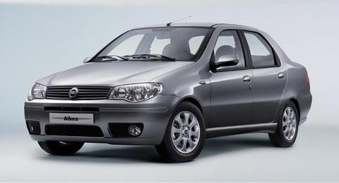 Гарант Консул 12001.R для FIAT ALBEA /2007-/ М5 R-назад