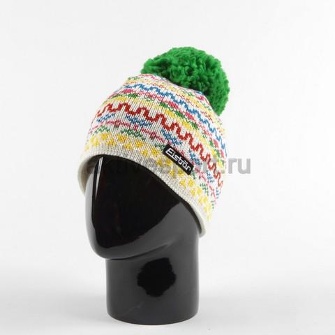 шапка Eisbar Lenora Pompon 099