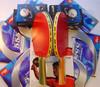 Ракетка для настольного тенниса №12 Carbon Off/G555