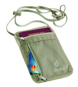 Кошельки Кошелек Deuter Security Wallet I securitywalletsand.jpg