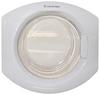 Люк в сборе (стекло люка в сборе с обрамлением) для стиральной машины Индезит/Ariston 116384, БЕЛЫЙ