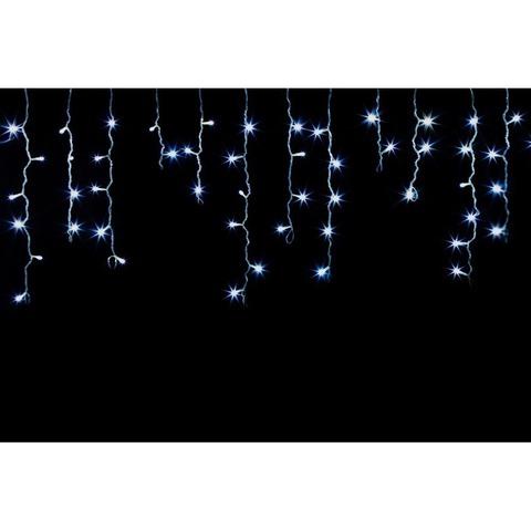 """Гирлянда светодиодная """"Бахрома"""", белый свет, CL14 (Feron)"""