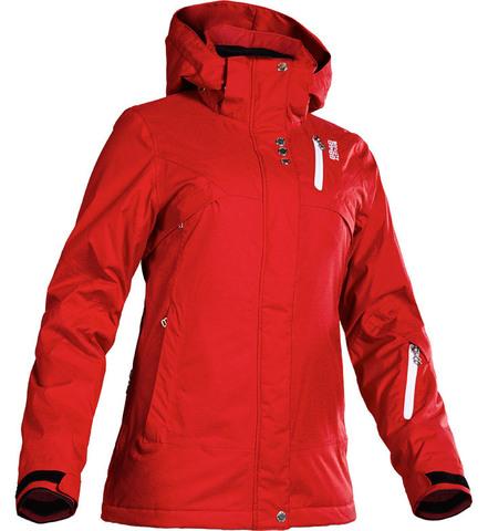 Куртка 8848 Altitude - Carrie Jacket Red Женская горнолыжная