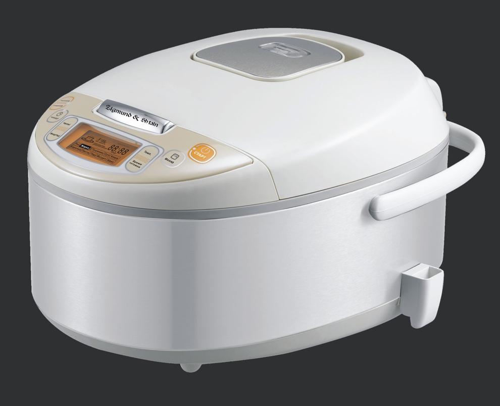 Мультиварка Zigmund & Shtain MC-DS38P White