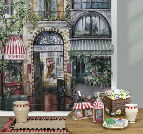 Салфетница Rue di Rivoli от Creative Bath