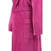 Элитный халат велюровый 1638 розовый от Joop! - Cawo