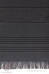 Набор полотенец 3 шт Luxberry Simple антрацит