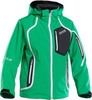 Куртка лыжная 8848 Altitude Salvation Green Softshell детская