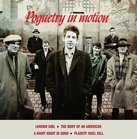 The Pogues / Poguetry In Motion (Coloured Vinyl)(12
