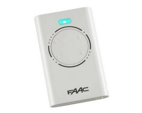 Пульт радиоуправления FAAC XT4 868SLH(Италия)