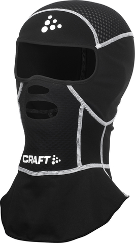 Шлем-маска Craft Active Stretch black
