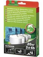 Запасной набор для отпугивателей комаров Фонарь Stop Mosquito, на 12 часов (Swissinno)