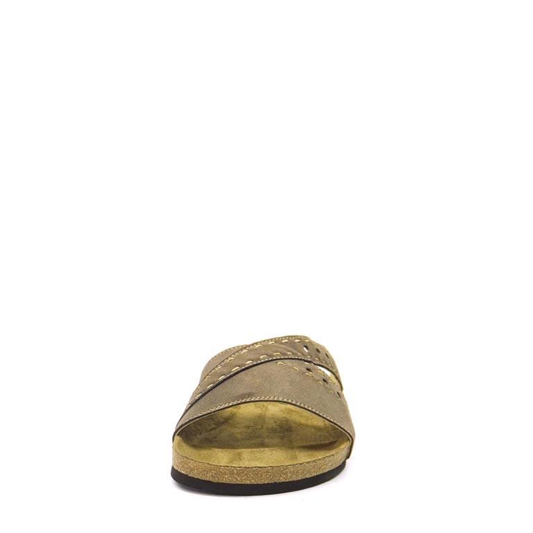 451157 сабо женские больших размеров марки Делфино